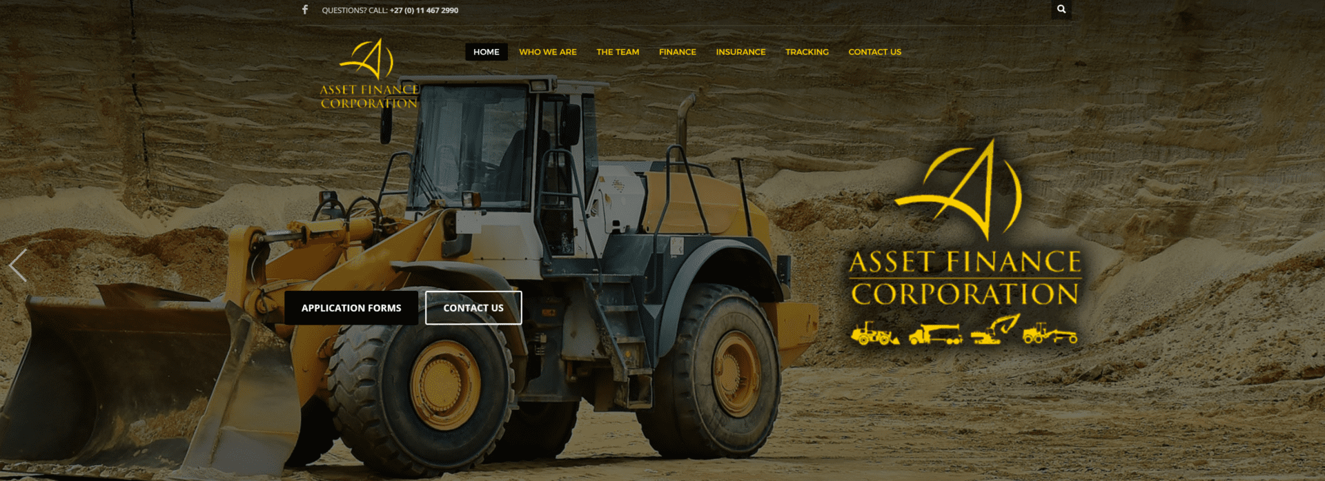Asset Finance Corporation, AOM, Digital Marketing Agency, Recent Work