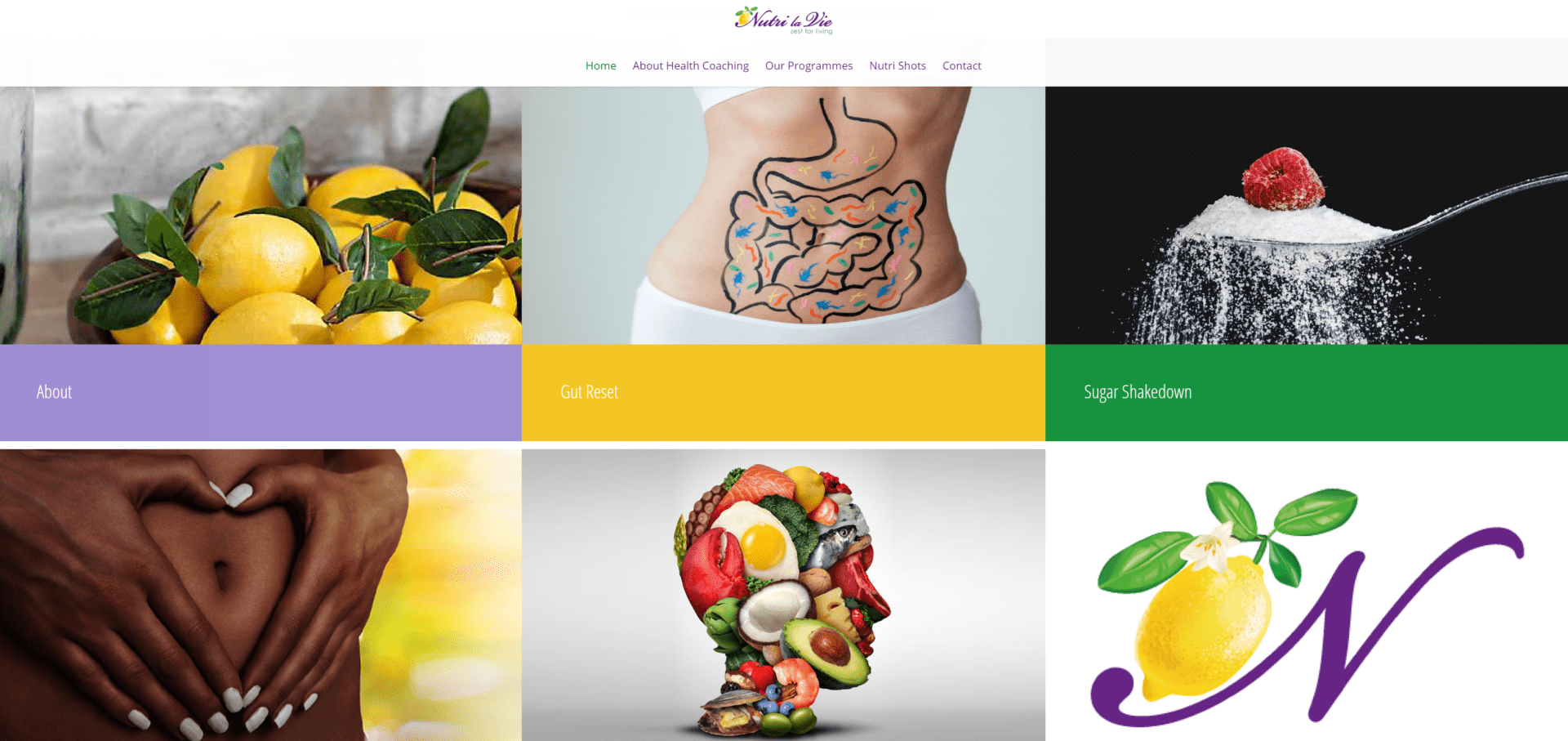 Nutri La View, AOM, Digital Marketing Agency, Recent Work
