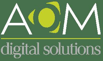 AOM Digital Marketing Logo